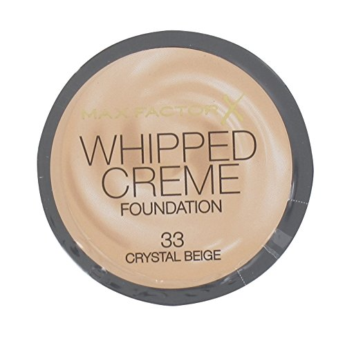 Mf Whipped Cream Foundation Crystal Beige 33
