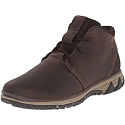 Merrell All Out Blazer Chukka Stivali Chukka Uomo, Marrone (Clay), 46 EU