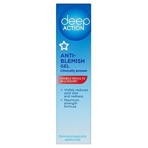 Superdrug Deep Action Anti-Blemish Gel 15ml