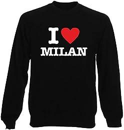 felpa calcio Inter Milanpersonalizzata