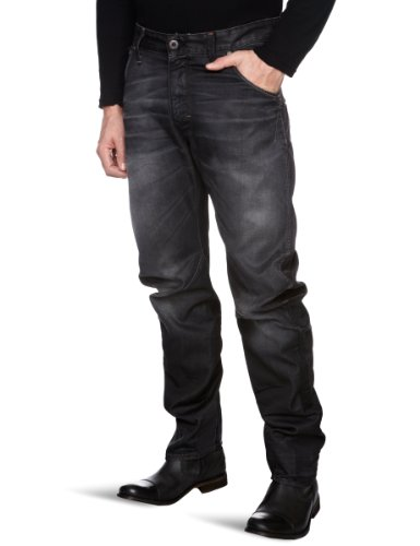 G-STAR Herren Jeans Arc Loose Tapered Blau (Stamp Denim In Rugby Wash)