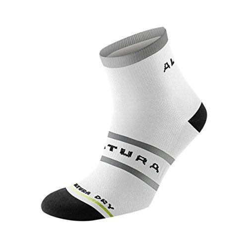 Altura Mtb Socken 2016 Dry Weiß (Small , Weiß) (Crew Liner Lightweight-hiking)