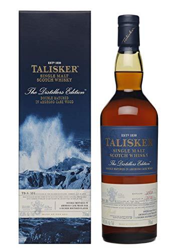 Talisker 10 Jahre Distillers Edition 2018 Single Malt Whisky (1 x 0.7 l)