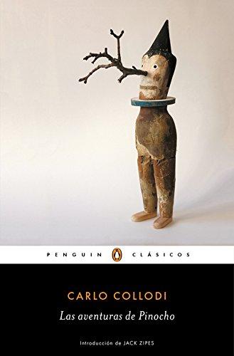 Las aventuras de Pinocho (PENGUIN CLÁSICOS) por Carlo Collodi