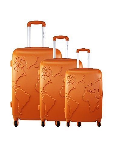 Zifel, Borsa A Mano Da Donna Arancione Arancia Arancio