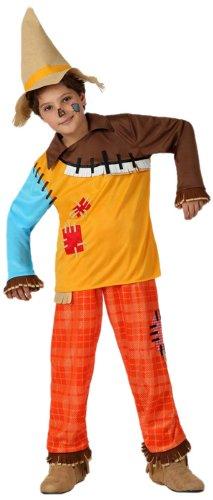Imagen de atosa  disfraz de espantapájaros para niño, talla 5  6 años 8422259160915