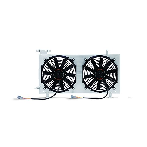 Mishimoto Mmfs-sti-08p Plug and Play Performance Aluminium Fan Shroud kit