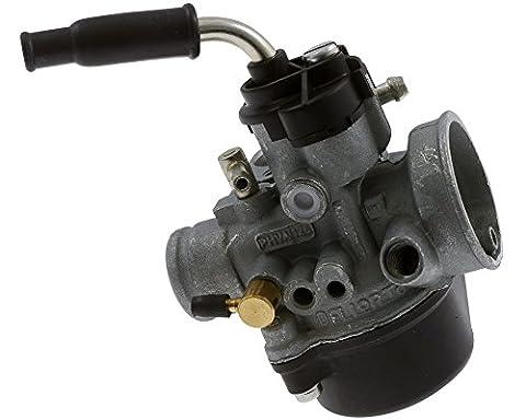 Carburateur DELLORTO 17,5mm pour E-Choke - Gilera-Stalker 50 [à 1999]