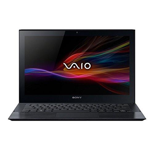 Sony VAIO Pro SVP1321S1EBI 33,8 cm (13,3 Zoll matt) Ultrabook (Intel Core i5 4200U, 1,6Ghz, 4GB RAM, 128GB SSD, Intel HD 4400, NFC, Win 8) schwarz