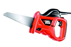 Idea Regalo - BLACK+DECKER KS880EC-QS Sega Multifunzione, 400 W