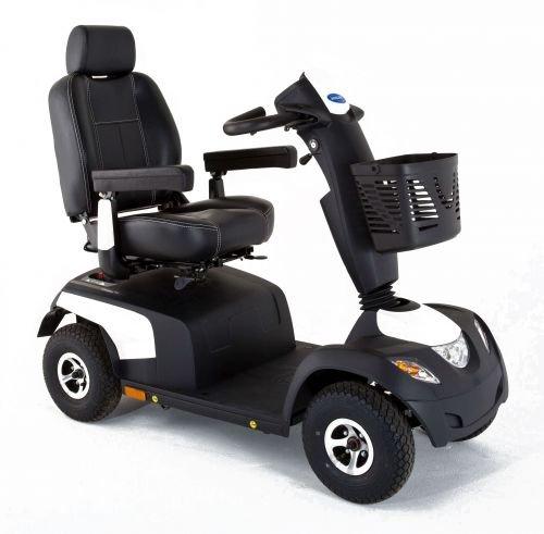 Invacare Elektromobil Orion Pro 10 km/h weiß 4-Rad Scooter