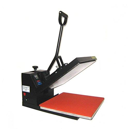 HobbyCut H001-S Transferpresse 38cm x 38cm Textilpresse 1800 Watt - 3
