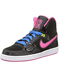 Nike Son of Force Mid (GS), Zapatillas de Baloncesto para Niñas