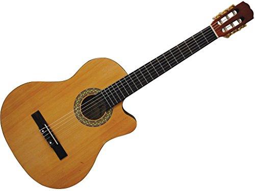 Darestone cg44ce Guitarra Clásica electrificada