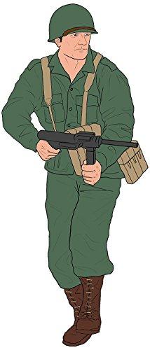 Revell - 02632 - Maquette De Figurine - Us Infanterie WWII - 15 Pièces - Echelle 1/32