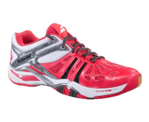BABOLAT Shadow 2 Scarpa da Indoor Donna Rosa/Bianco