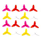 BETAFPV 4 Sets 3-Blade 40mm Props 1.0mm Shaft FPV Propeller for Quadcopter Beta75 BNF Tiny Whoop
