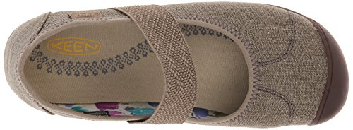 Keen Sienna MJ Canvas Womens Shoes Brindle