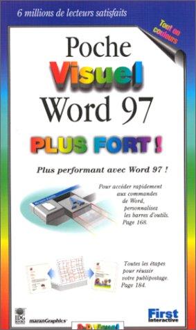 Poche Visuel Word 97 plus fort ! par MaranGraphics