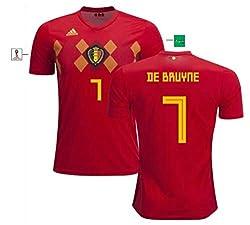 Trikot Herren WM 2018 Home - De Bruyne 7 (S)