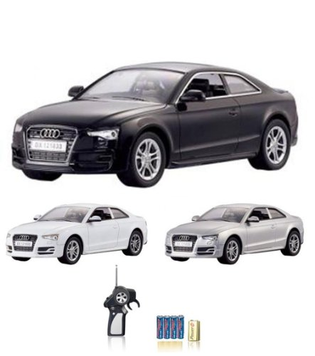 AUDI S5 - RC ferngesteuertes Lizenz-Fahrzeug im Original-Design, Modell-Maßstab 1:18, Auto inkl. Fernsteuerung und Batterien, Neu (Modell Audi S5)