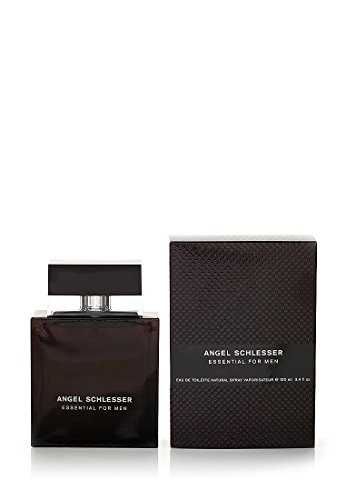 Angel Schlesser Essential for Men 100 ml EDT Spray, 1er Pack (1 x 100 ml)