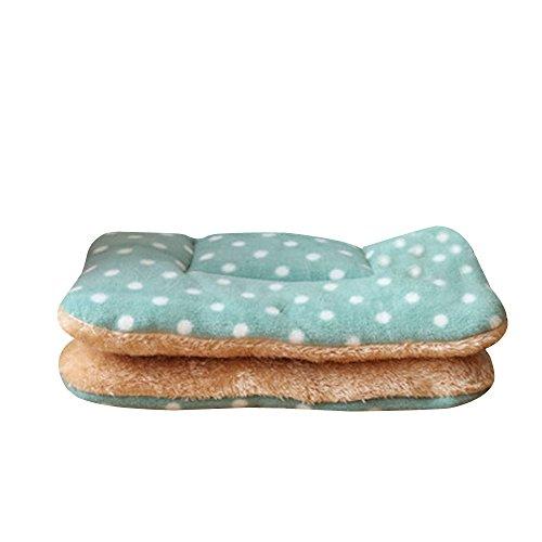 Micat® dicke PET-Matratze Nest Bettdecken Hundehütte Mats Kissen Pet-Pads Vary von 11 Arten von Designs (XL: 97*68cm, 008)