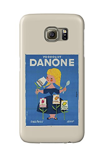 danone-vintage-poster-artist-gauthier-france-c-1955-galaxy-s6-cell-phone-case-slim-barely-there