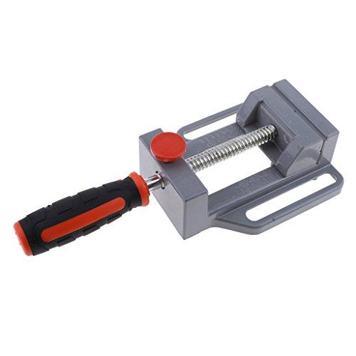 Baoblaze Quick Release Schraubstock Tischschraubstock Bohrmaschinen Werkzeug, stabil und Lange Lebensdauer 305 Quick Release