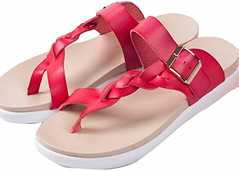 YUCH WoHommes 's Cool Pantoufles Et Pincez pour Chaussures Toe Chaussures pour Étudiant LoisirsB07C2CKQP8Parent d1148f