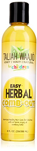 Easy Herbal Comb Out Kinky Wavy Natural 236 ml Taliah Waajid