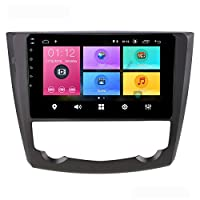 ‏‪Android 9.0 Car Stereo Double Din for RENAULT KADJAR 2015-2019 GPS Navigation 9 Inch Head Unit Touchscreen MP5 Multimedia Player Radio Video Receiver with 4G WIFI DSP‬‏