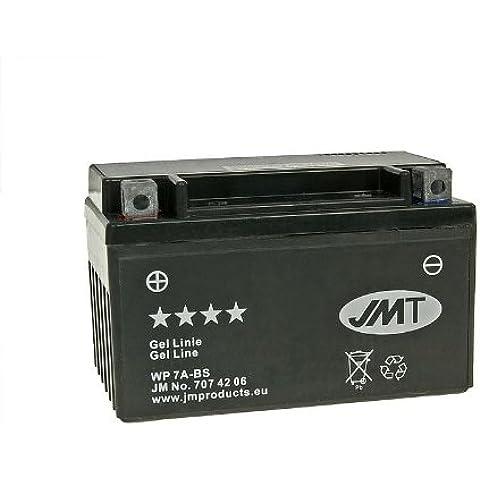 battery JMT Gel Line JMTX7A-BS