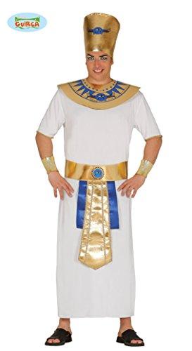 Pharao Kostüm für Herren Karneval Fasching Motto Party -