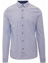 6c2b4b6ee9 Calvin Klein - Camicie / T-shirt, polo e camicie: Abbigliamento - Amazon.it