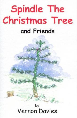 Spindle the Christmas tree and friends