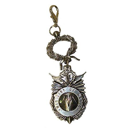 Harry Potter - Metall Schlüsselanhänger - Ministerium Für -
