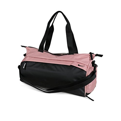Nike W Nk Radiate Club, Bolso Bandolera para Mujer, (Rust Pink/Black / Blac), 8x15x20 cm (W x H x L)