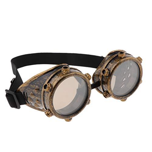NON Sharplace Gafas Cibernéticas Steampunk Espejos Góticos...