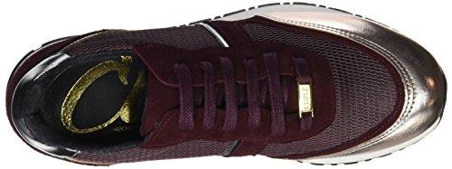 CUPLE Damen 103087 Atrobern Sneakers Rot (Vino)