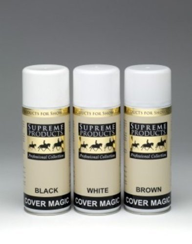 Supreme Products - Professional Horse Cover Magic White x 400 Ml
