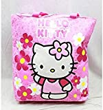 Sac fourre-tout–Hello Kitty–Fleurs rose Gifts Girls Sac à main à la main 82589