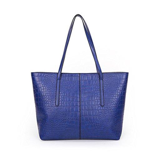 Lady in pacchetti autunnali ed invernali/ mano moda Lady bag/Coccodrillo modello semplice spalla tote