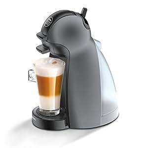 Krups KP 100B Nescafé Dolce Gusto Piccolo Kaffeekapselmaschine (manuell) anthrazit