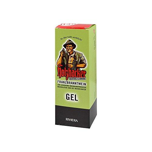 Riviera Holzhacker Franzbranntwein Gel, 75 ml