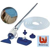 Bestway 58212Pool limpiador Piscina Aspiradora, 224cm