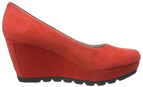 s.Oliver Damen 22428 Pumps Rot (CHILI 533)