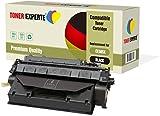 TONER EXPERTE® Premium Toner kompatibel zu CE505X 05X für HP Laserjet P2050 P2053 P2053d P2053n P2054 P2054d P2054n P2055 P2055d P2055dn P2055x P2056 P2056d P2056n P2057 P2057d