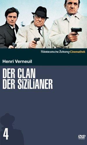 Der Clan der Sizilianer - SZ Cinemathek Série Noire 4