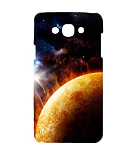 printtech Nature Solar System Planets Back Case Cover for Samsung Galaxy Grand Neo / Samsung Galaxy Grand Neo i9060